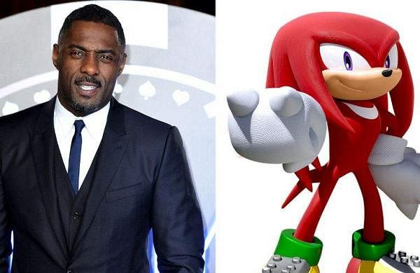 Idris Elba to play Knuckles the Echidna in Sonic 2