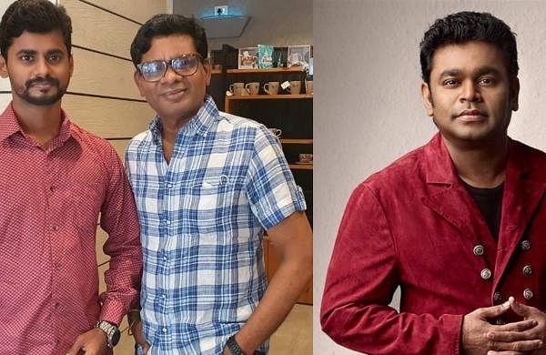 AR Rahman to compose music for Kathir's comeback film