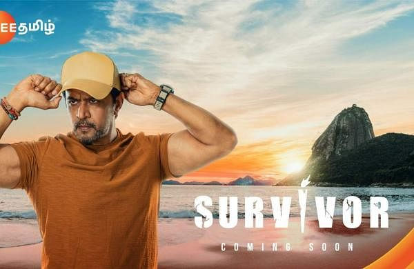 Arjun to host the Tamil version of Survivor
