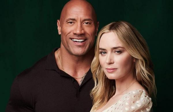 Emily Blunt & Dwayne Johnson join hands to produce Kate Warne's biopic