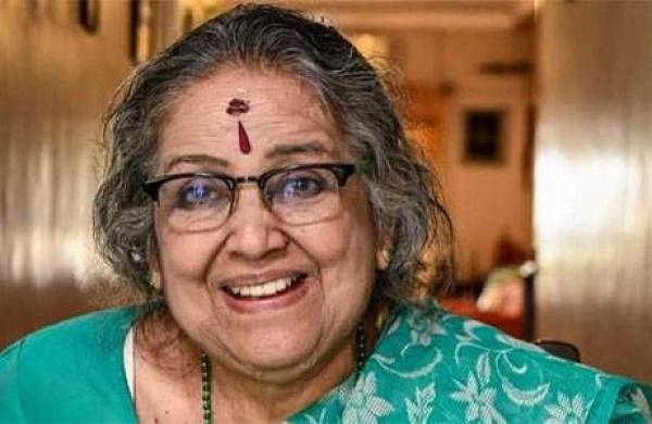 Renowned singer Kalyani Menon passes away at 80