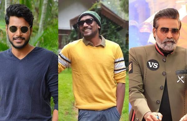 Sundeep Kishan, Vijay Sethupathi and Ranjit Jeyakodi team up for Michael