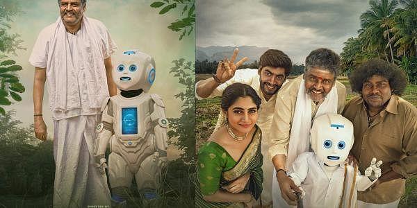 The first look posters of Koogle Kuttapa