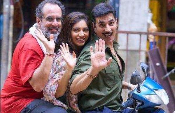 Akshay Kumar wraps up Mumbai schedule of Raksha Bandhan