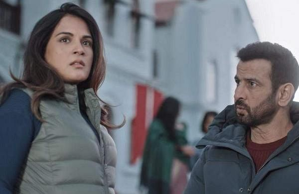 Candy trailer out: Richa Chadha and Ronit Roy solve a mountain murder