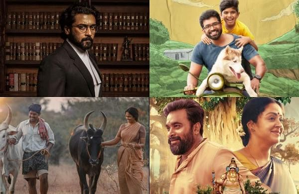 Suriya's Jai Bhim to release on Amazon Prime Video,3 other 2D projects in the lineup