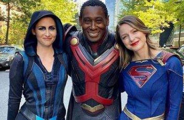 Melissa Benoist wraps shooting for Supergirl season six