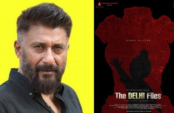 Vivek Agnihotri announces The Delhi Files