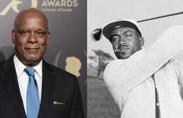 Stanley Nelson and Charlie Sifford