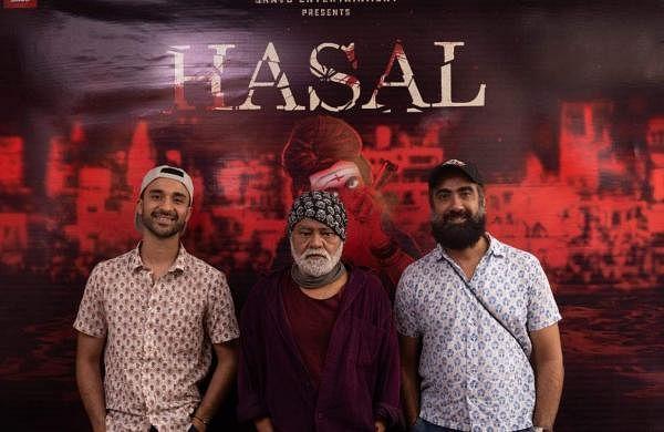 Sanjay Mishra and Ranvir Shorey in Hasal