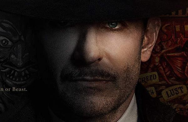 Bradley Cooper in Nightmare Alley