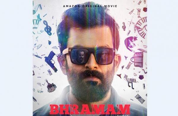 Bhramam poster