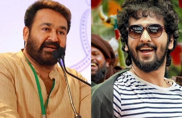 Mohanlal and Shane Nigam