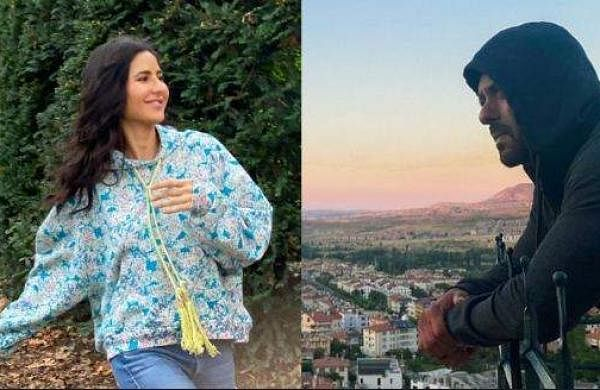 Salman Khan, Katrina Kaif filming in Austria for Tiger 3