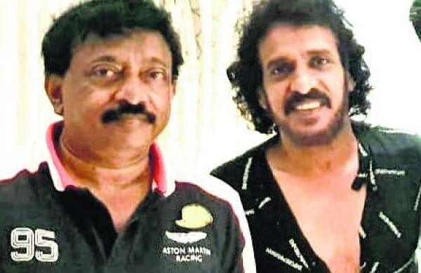 Ram Gopal Varma and Upendra