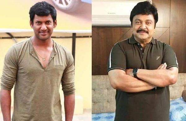 Prabhu joins hands with Vishal once again