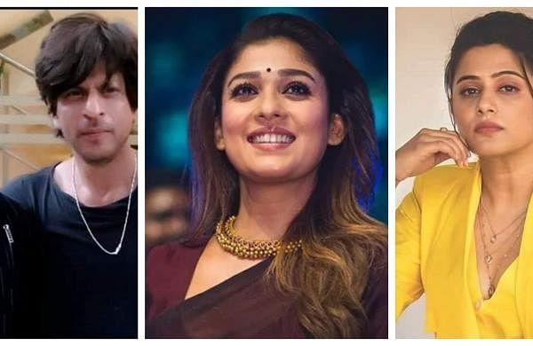 Nayanthara and Priyamani join Atlee-SRK film?