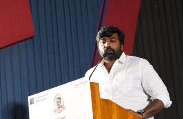Vijay Sethupathi: I feel like a sinner for not spending enough time with SP Jhananathan
