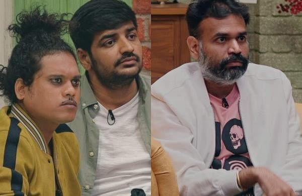 Sathish, Pugazh and Premgi Amaren: It is easy to blame art
